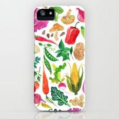 VEGGIES iPhone (5, 5s) Slim Case