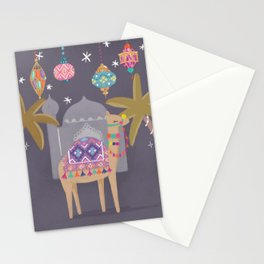1001 Nights Stationery Cards