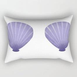 Shell Bra Rectangular Pillow