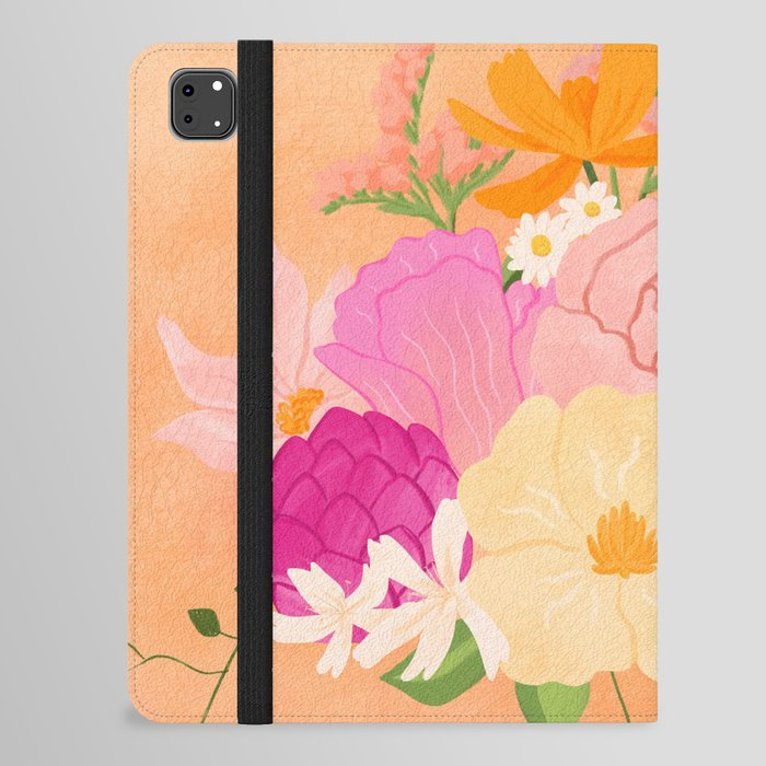 Boho Bouquet iPad Folio Case
