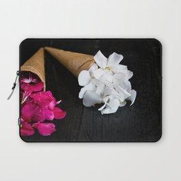 flowers in ice cream cones Laptop Sleeve
