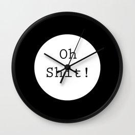 Wait! What? Wall Clock