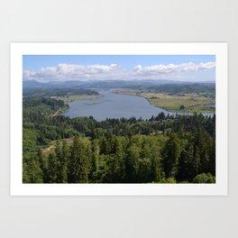 Water view Art Print