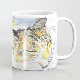Sleeping Ohko Coffee Mug