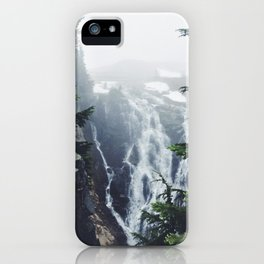 Water on the Mountain iPhone Case