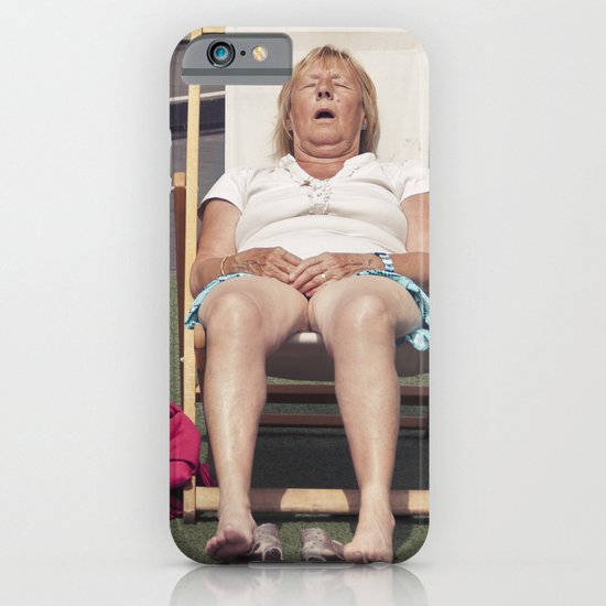 catching flies... iPhone & iPod Case
