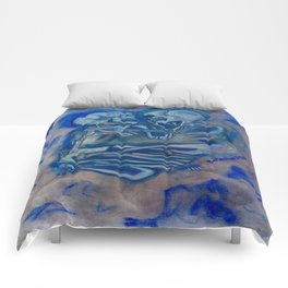 Eternal Embrace -blues Comforters