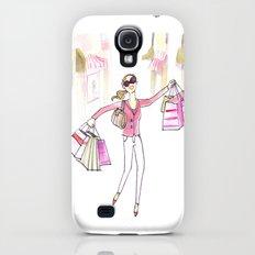Shopping Spree Slim Case Galaxy S4