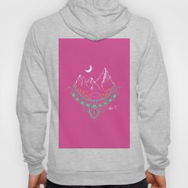 Henna Mountains Hoody
