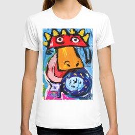 The king duck T-shirt