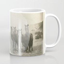 Band of Horses - White Coffee Mug