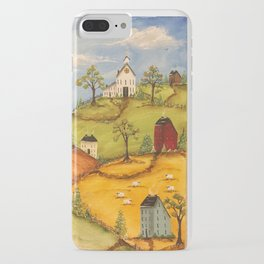 The 4 Hills iPhone Case