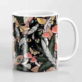 Nocturnal Forest Coffee Mug
