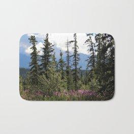 For Spacious Skies :: Purple Mountains Majesty Bath Mat