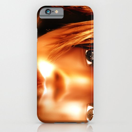 STARS IN HER EYES iPhone & iPod Case