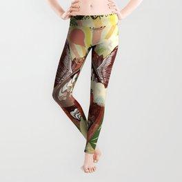 STRAWBERRY COUGH Leggings