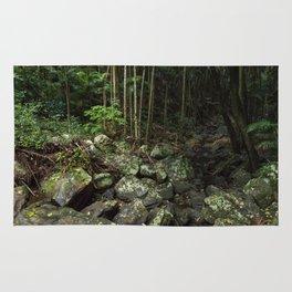 Rainforest Creek Rug
