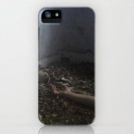 Did you see? iPhone Case