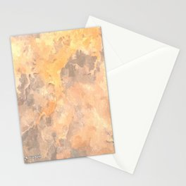 Sahara desert Stationery Cards