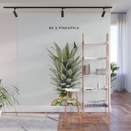 PINEAPPLE - Be It Wall Mural