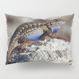 Western Fence Lizard Pillow Sham