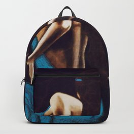 Turquoise Beauty Backpack