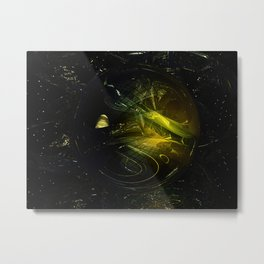The Great Divide // Catharsis Metal Print