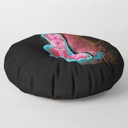 Hot Dog Floor Pillow
