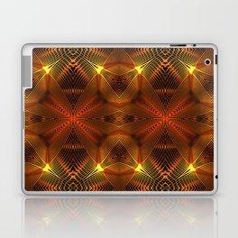 Golden Thread Laptop & iPad Skin