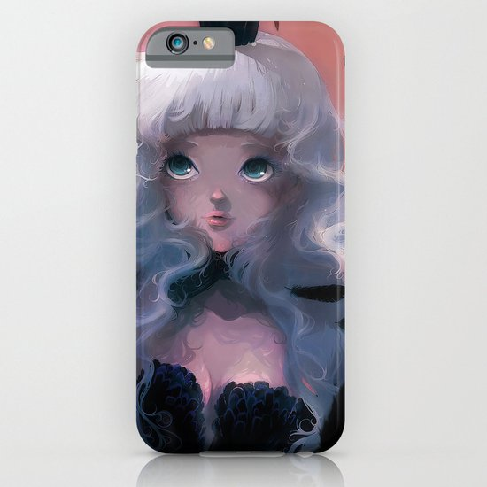 White feather iPhone & iPod Case