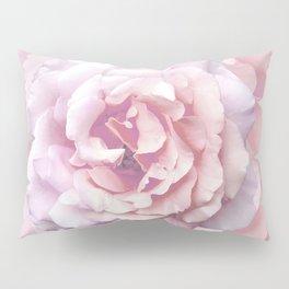 Pink Rose Beauty Pillow Sham