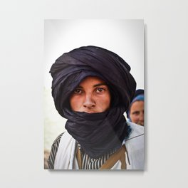 Young Shepherd Metal Print