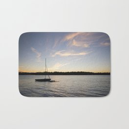 Come Sail Away. Bath Mat