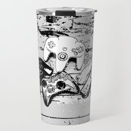 Joysticks collection Travel Mug