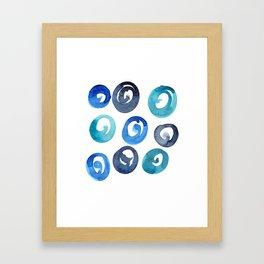 08 - laundromat Framed Art Print
