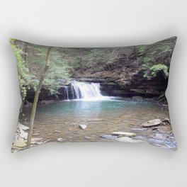 Seven Stones Falls Rectangular Pillow
