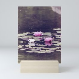 LOTUS I Mini Art Print