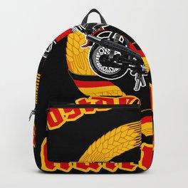 Cult Simme T-shirt DDR moped gift men Backpack