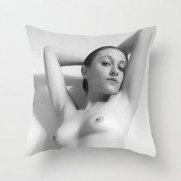nude 2345 Throw Pillow