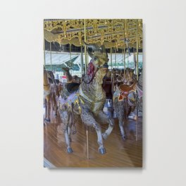Dancing Billie Metal Print