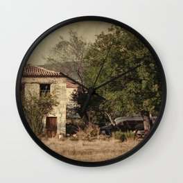 Kucuk Ev Wall Clock