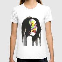 leia T-shirts featuring Leia by Robert Ekblom