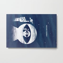 Discover Yourself Metal Print