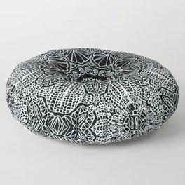 Mehndi Ethnic Style G412 Floor Pillow