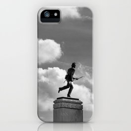 Chasing Freedom iPhone Case