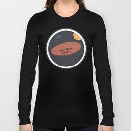 Flat Mars Society Long Sleeve T-shirt