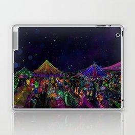 Magical Night Market Laptop & iPad Skin