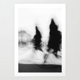 - Senza Frontiere - Art Print