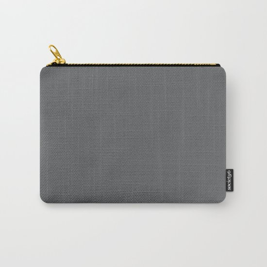 Simply Storm Gray Carry-All Pouch