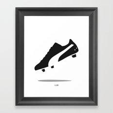 Puma King Framed Art Print